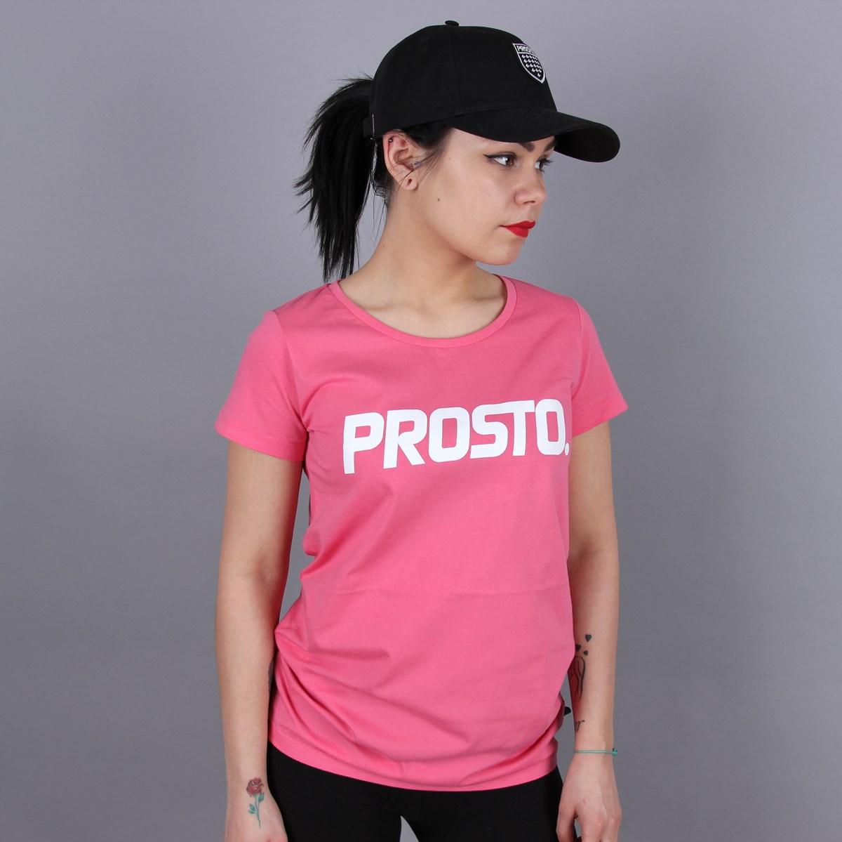 f8a59da0e Prosto Koszulka Damska Classic Pink | Sklep Braggashop.pl