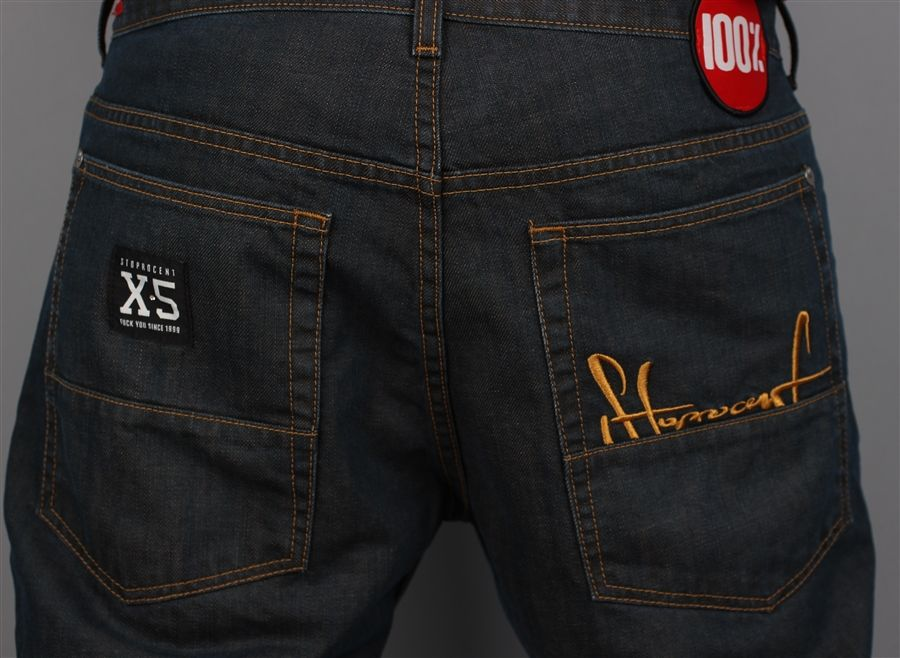 Stoprocent Jeans Hidden