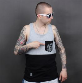 Mass Tank Top Pocket