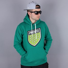 Bluza Prosto Hoodie Surround Spring Green