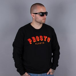Bluza Prosto Crewneck Volum Black