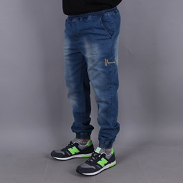 Stoprocent Joggery Classic Jeans Blue