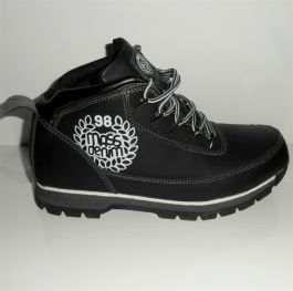 Mass Boots Districkt Black