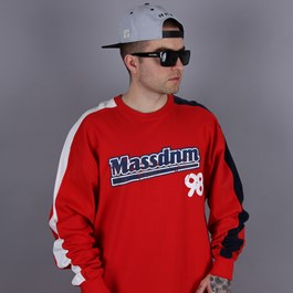 Longsleeve Mass Creativ Red