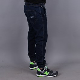 Joggery Jigga Wear Jeans Dark Blue
